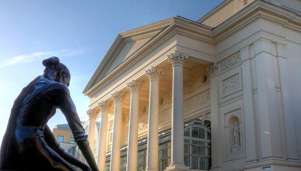 Королевский театр оперы и балета Ковент-Гарден
