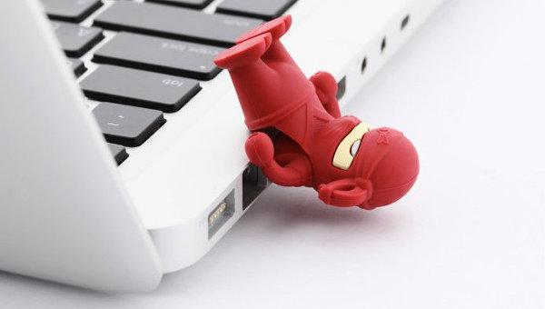 USB-накопитель. Архивное фото