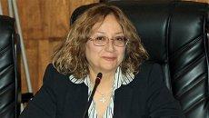 Галина Давидян, генеральный директор АМИ «Новости-Армения»