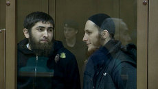 Приговор фигурантам дела о попытке подрыва Сапсана. Кадры из зала суда