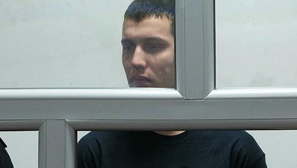 Обвиняемый в убийстве 15 человек Владислав Челах. Архив