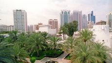 Абу-Даби. ОАЭ. Архивное фото