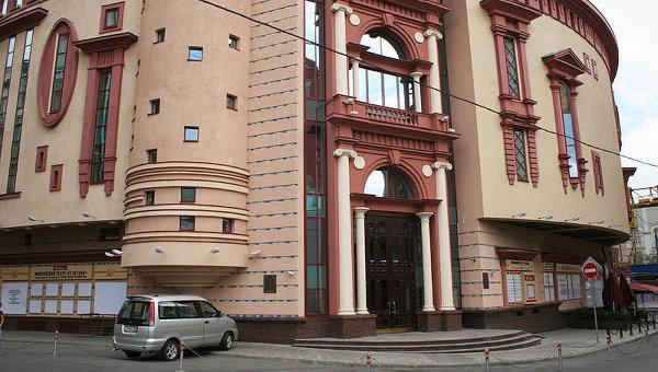 Московский театр Et Cetera