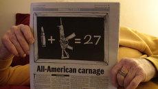 Правозащитники в США призвали запретить свободное ношение оружия