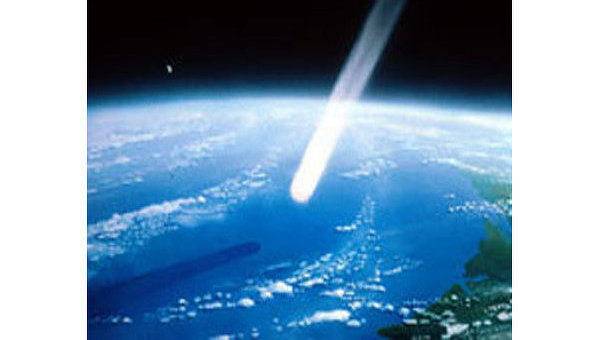 Астероид, приближающийся к Земле
