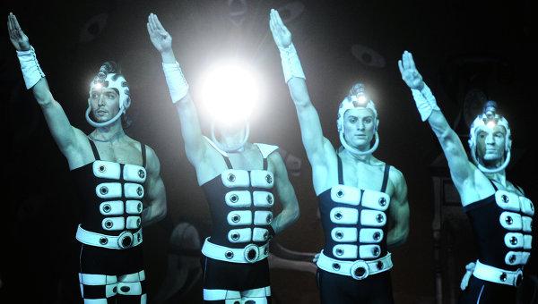 Генеральный прогон балета Мойдодыр в Большом театре