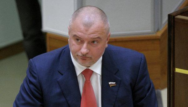 Андрей Клишас, архивное фото