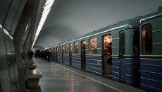На станции метро Тургеневская. Архивное фото