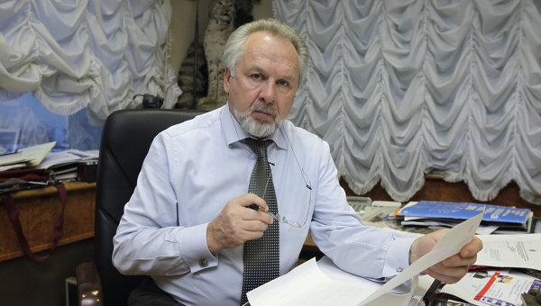 Главный редактор газеты Московский комсомолец Павел Гусев. Архив