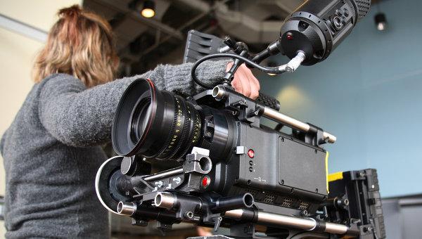 Съемочная камера. Архив