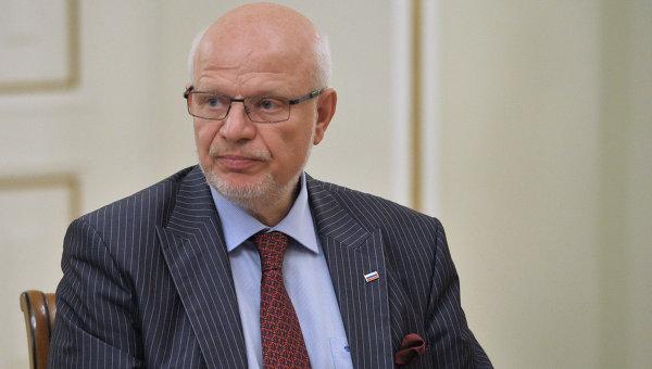 Глава президентского совета по правам человека Михаил Федотов. Архивное фото