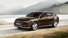 Автомобиль Audi A6. Архивное фото