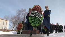 Венгерских и советских солдат вспоминали в день 70-летия освобождения Воронежа