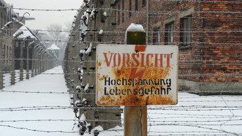 Концлагерь Аушвиц-Биркенау (Освенцим), Архивное фото