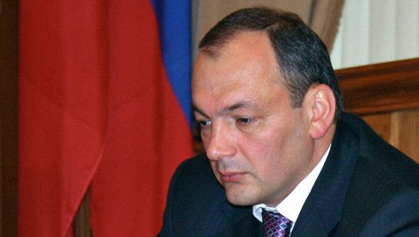 Председатель Народного собрания Дагестана Магомедсалам Магомедов выдвинут на пост президента республики