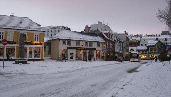 Город Тромсё. Архивное фото.