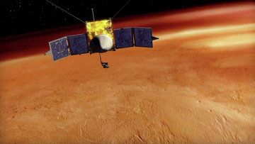 Зонд Maven, архивное фото