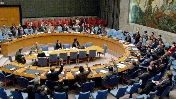Совбез ООН утвердил план мирного урегулирования конфликта в Сирии