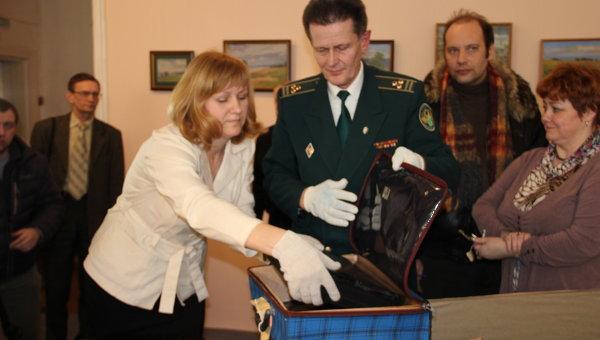 Директор музея «Музеи города Юрьевец» Елена Силкина