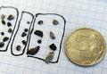 Ученые исследуют состав упавшего под Челябинском метеорита