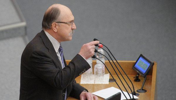 Член комитета Государственной Думы по федеративному устройству и вопросам местного самоуправления Владимир Пехтин