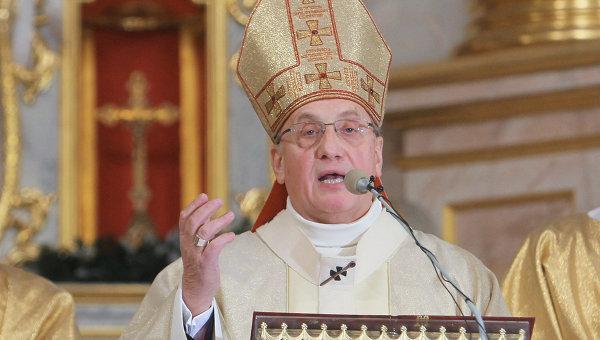 Архиепископ Митрополит Минско-Могилевский Тадеуш Кондрусевич