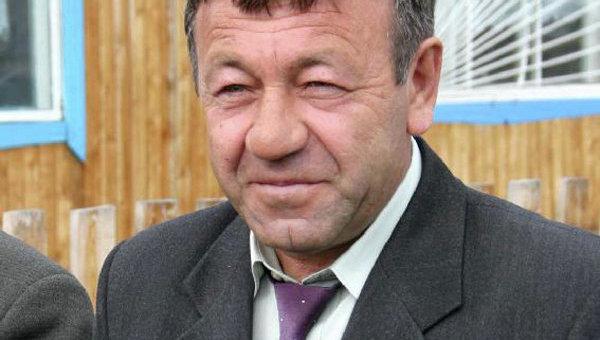 Министр регионального развития Республики Алтай Юрий Сорокин