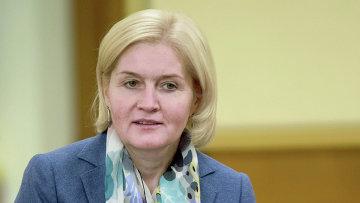 Ольга Голодец, архивное фото