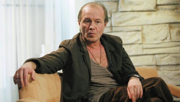 Актер Андрей Панин