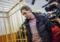Солист Большого театра Павел Дмитриченко в зале Таганского районного суда
