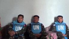 Похищенные в Сирии миротворцы ООН рассказали, как к ним относятся боевики