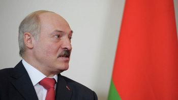 Президент Республики Белоруссия Александр Лукашенко. Архивное фото