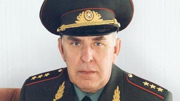 Председатель ДОСААФ генерал-полковник в отставке Сергей Маев