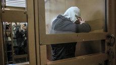 Александр Максимов, обвиняемый в совершении ДТП на Минской улице