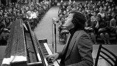 Популярный советский композитор Александр Морозов. Архивное фото