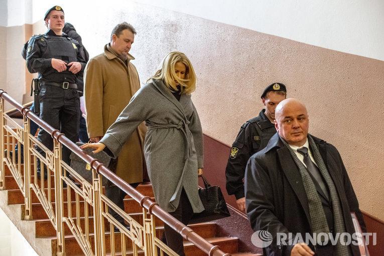 Суд продлил домашний арест Е.Васильевой