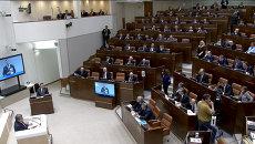 Один против 135: Совфед отправил в досрочную отставку сенатора Малкина