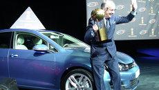 Главный дизайнер Volkswagen компании Вальтер де Сильва