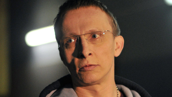 Актер Иван Охлобыстин, архивное фото