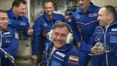 От старта до стыковки: как прошел самый быстрый полет космонавтов к МКС