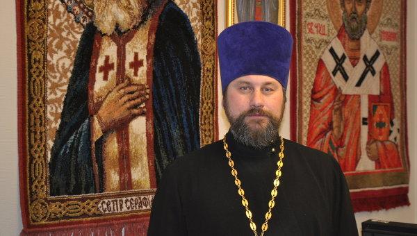 Сергий Привалов. Архивное фото