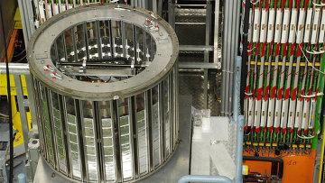 Нейтринный детектор OPERA