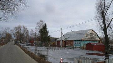 Паводок в Мордовии. Возможно, новое море?