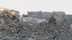 Последствия землетрясения возле АЭС Бушер в Иране