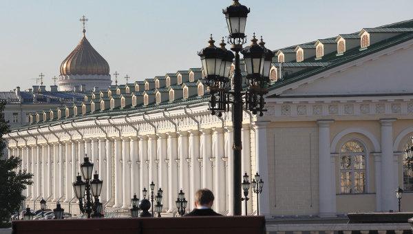 Выставочный комплекс Манеж. Архивное фото