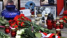 Годовщина крушения самолета польского президента под Смоленском. Архивное фото