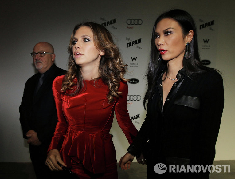 Картинки по запросу Дарья Жукова и Иванка трамп