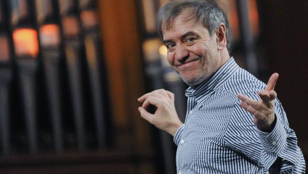 Художественный руководитель Мариинского театра Валерий Гергиев, архивное фото