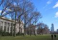 Кампус Технологического института штата Массачусетс (MIT) в Бостоне. Архив