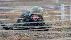 Предварительное квалификационное испытание на право ношения крапового берета отряда специального назначения Ермак в Новосибирске